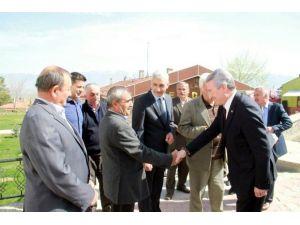 Milletvekili Karakelle'den Belde Ziyaretleri