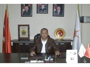 AK Parti Malkara İlçe Başkanlığına Gökhan Şentürk Atandı