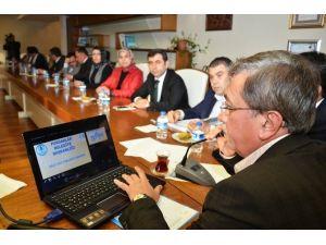 Faaliyet Raporu Pursaklar Belediye Meclisinde Kabul Edildi