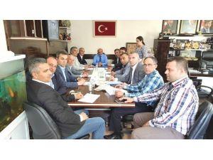 Altınova Meclisi'nde Komisyon Seçimleri Tamamlandı