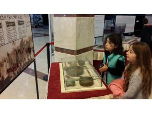 GKV'liler Çanakkale 101. Yıl Gezici Müzesini Ziyaret Etti