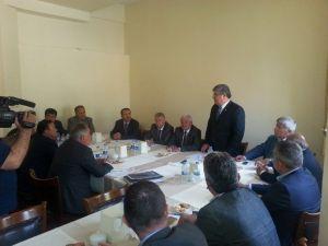 Aydın Ziraat Odaları Toplantısı Didim'de Yapıldı