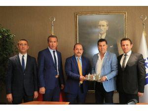 Bodrum Milli Eğitim Müdüründen Mehmet Kocadon'a Teşekkür
