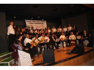 Didim'de Rumeli Türküleri Konserine Yoğun İlgi…