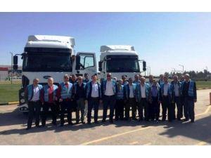 ÇTSO Üyeleri Ford Otosan Fabrikasını Gezdi