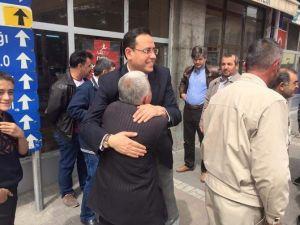 AK Parti Milletvekili Gizligider Acıgöl'ü Ziyaret Etti