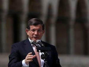 Başbakan Davutoğlu: Tarihi Yarımada'ya tahakküm eden ne varsa ihanettir