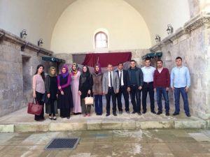 Aday Öğretmenler Korkuteli'de Tarihi Yerleri Gezdi