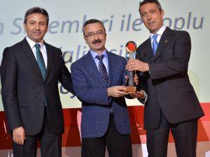 Akıllı Ulaşım Sistemleri İETT'ye ödül getirdi