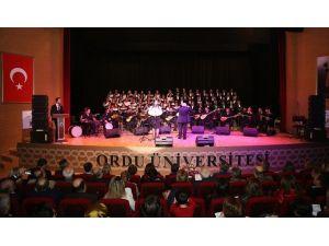 ODÜ'de Konser