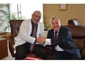 Safranbolu Kızılay Şubesi İle Özel Medikar Hastanesi Arasında Sağlık Sözleşmesi İmzalandı