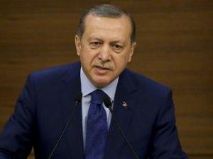 Cumhurbaşkanı Erdoğan: Ana muhalefet partisinin genel başkanlık koltuğu boştur