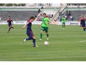 Denizlispor: 2 - Altınordu: 2