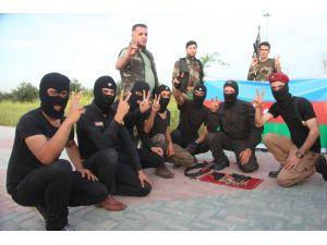 Iraklı Türkmen 'akıncılar' Karabağ'da çarpışmak istiyor