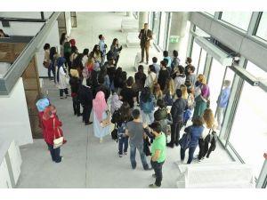 Üniversitelilerden Lüleburgaz'a Teknik Gezi