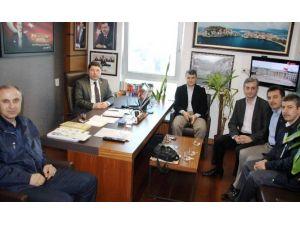 Milletvekili Tunç'a Bartın Önder'den Ziyaret