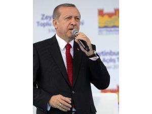 """Cumhurbaşkanı Erdoğan: """"Bizim İçin Ana Muhalefet Partisi Koltuğu Boştur, Bu Zat Yok Hükmündedir"""""""