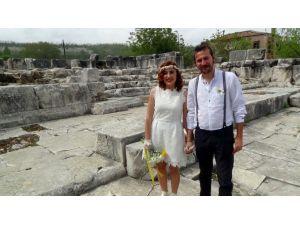 Tarihi Aşk Kentinde Nikâh