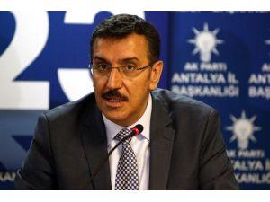 """Bakan Tüfenkci: """"Kılıçdaroğlu Uçkur Ve Çukur Siyaseti Arasına Sıkışmış"""""""