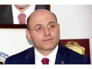 AK Parti Kütahya İl Başkanı Ali Çetinbaş'ın Polis Haftası Mesajı