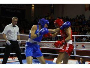 Boks Avrupa Kıtası Olimpiyat Elemeleri Başladı