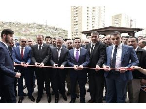 Mamak'ta Halil Şahin Çam Camii Dualarla Açıldı