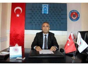 Kamu-sen Genel Başkanı İsmail Koncuk Gaziantep'e Gelecek