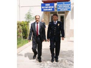 Başkan Özaltun'dan Türk Polis Teşkilatı'na Kutlama