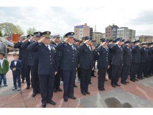 Polis Teşkilatının 171. Yılı Törenlerle Kutlandı
