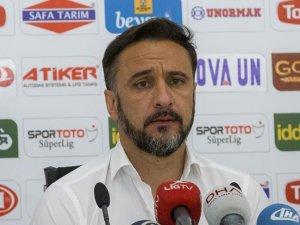 Vitor Pereira: Adil bir sonuçla ayrılmıyoruz