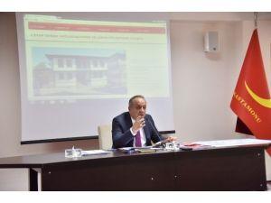 Kastamonu'ya Yeni Stat Yapılması İçin Çalışmalar Başladı