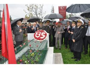 Bartın'da Polis Haftası Kutlandı