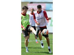 Galatasaray, Derbi Hazırlıklarına Başladı