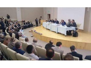 Seydişehir'de Yerelde Kalkınma Ve İstişare Toplantısı Yapıldı