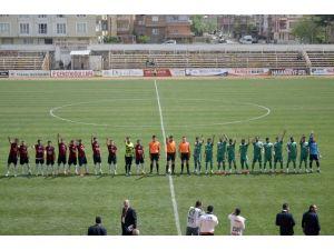 Yüksekova Belediyespor: 0 - Bingölspor: 2