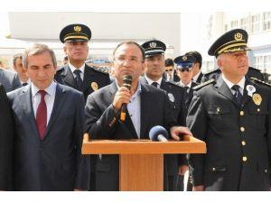 Adalet Bakanı Bekir Bozdağ Yozgat Pomem'i Ziyaret Etti