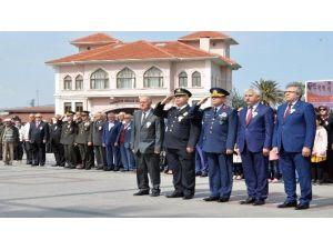 Türk Polis Teşkilatı'nın Kuruluşunun 171. Yılı Bandırma'da Kutlandı