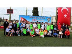 Atakum'da Dostluk Kazandı
