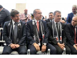 Vodafone Arena'nın açılışını Cumhurbaşkanı Erdoğan yaptı