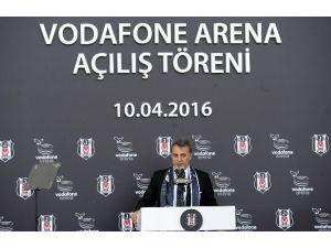"""Orman: """"Türkiye'nin İlk Akıllı Stadı"""""""