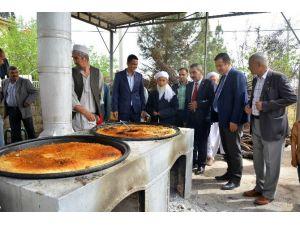Ceylanpınarlı Özbeklerden Dev Kutlu Doğum Etkinliği