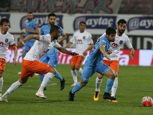 Trabzonspor: 1 – Medipol Başakşehir: 1