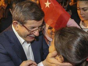 Başbakan Davutoğlu Şanlıurfa'da