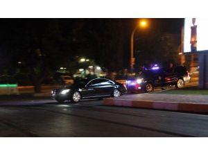 Başbakan Davutoğlu Şanlıurfa'ya Geldi