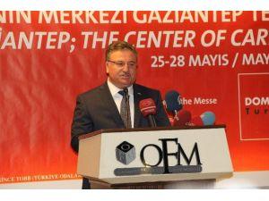 Domotex Turkey'in Stantları Doldu