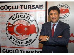 """Güçlü TÜRSAB Platformu Sözcüsü Erdem: """"Ülkemize Gelecek Turistlere Hayat Sigortası Yapılsın"""""""