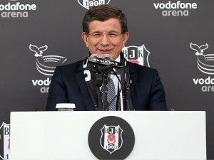 Başbakan Davutoğlu Vodafone Arena'nın açılış töreninde konuştu