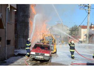 Eskişehir'de Doğalgaz Patlaması: 7 Yaralı