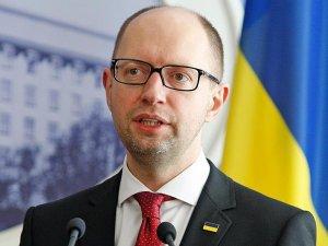 Ukrayna Başbakanı Yatsenyuk istifa etti