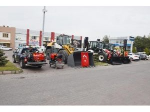 Kayseri Organize Sanayi Bölgesi, Hizmet Araçları Filosunu Güçlendirmeye Devam Ediyor